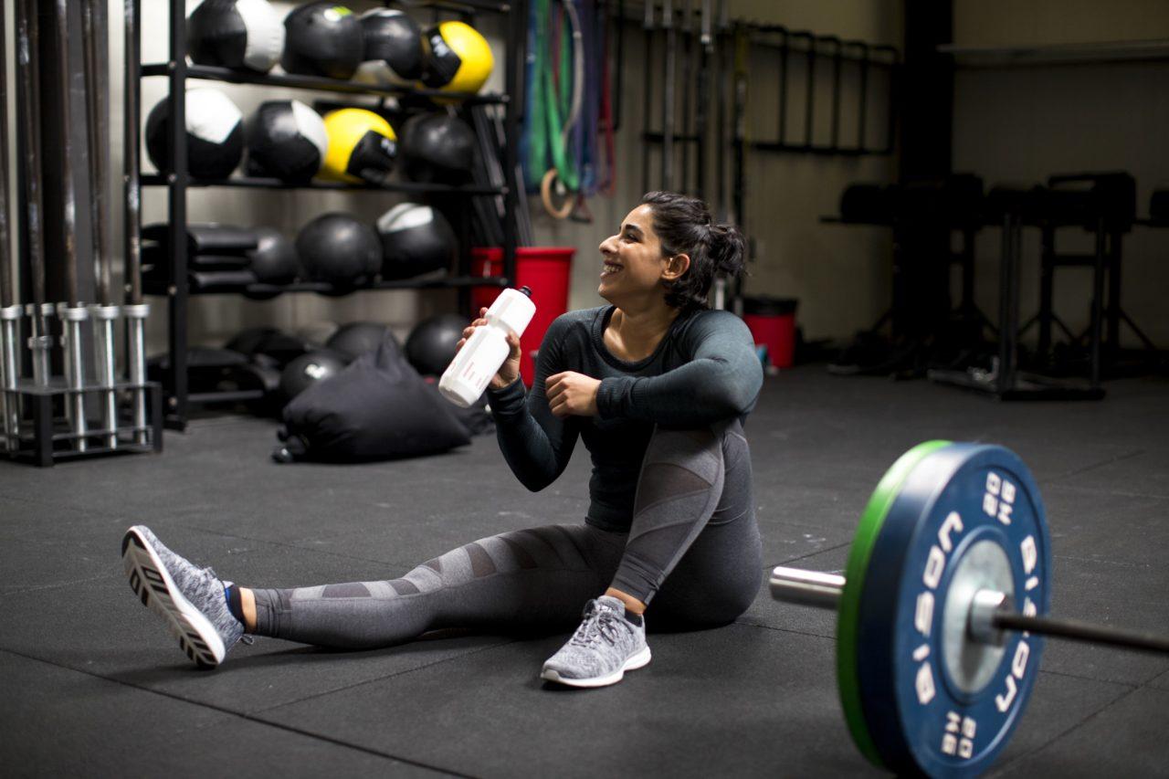 Shaika Al Qassemi CrossFit