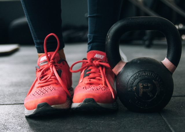 simple exercises to get fit