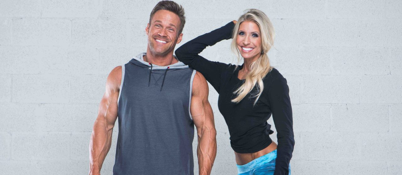 Chris and Heidi Powell talk weight loss