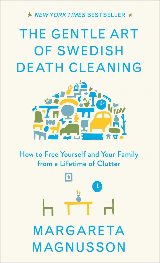 death cleaning Marie Kondo
