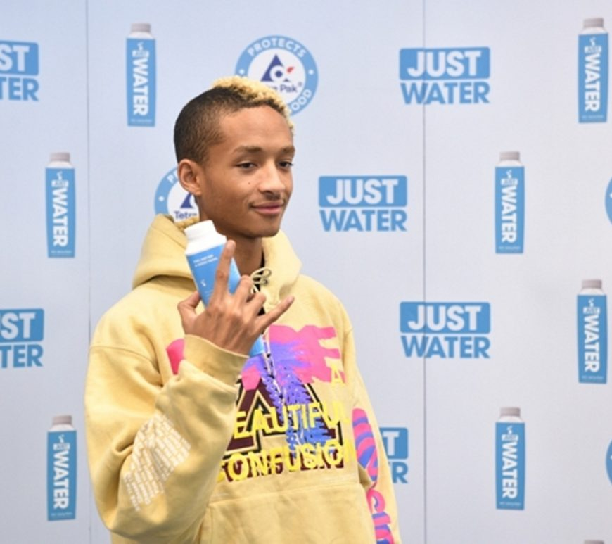 Jaden Smith Just Water