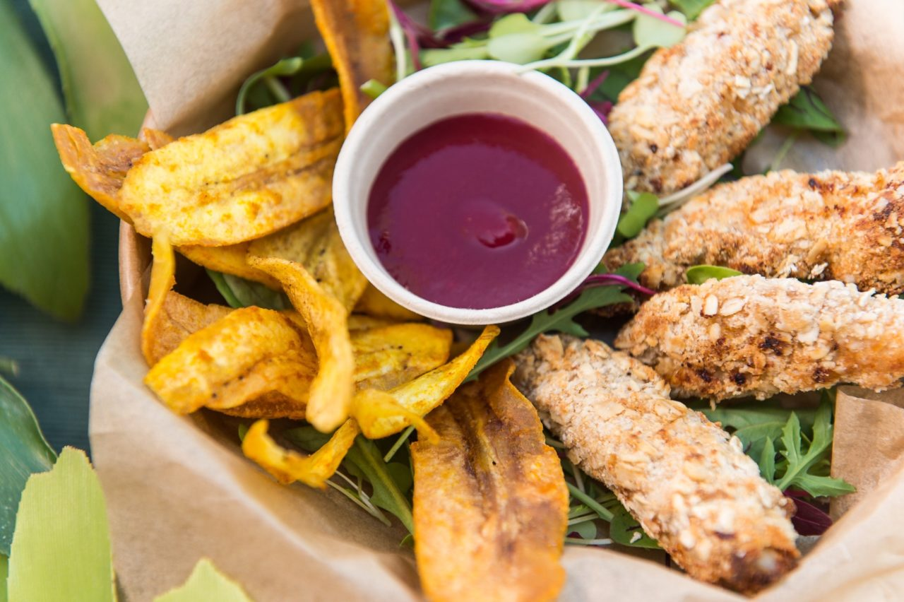 Marl's Organic recipe chicken tenders