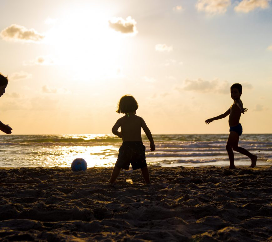 get your kids moving in Dubai