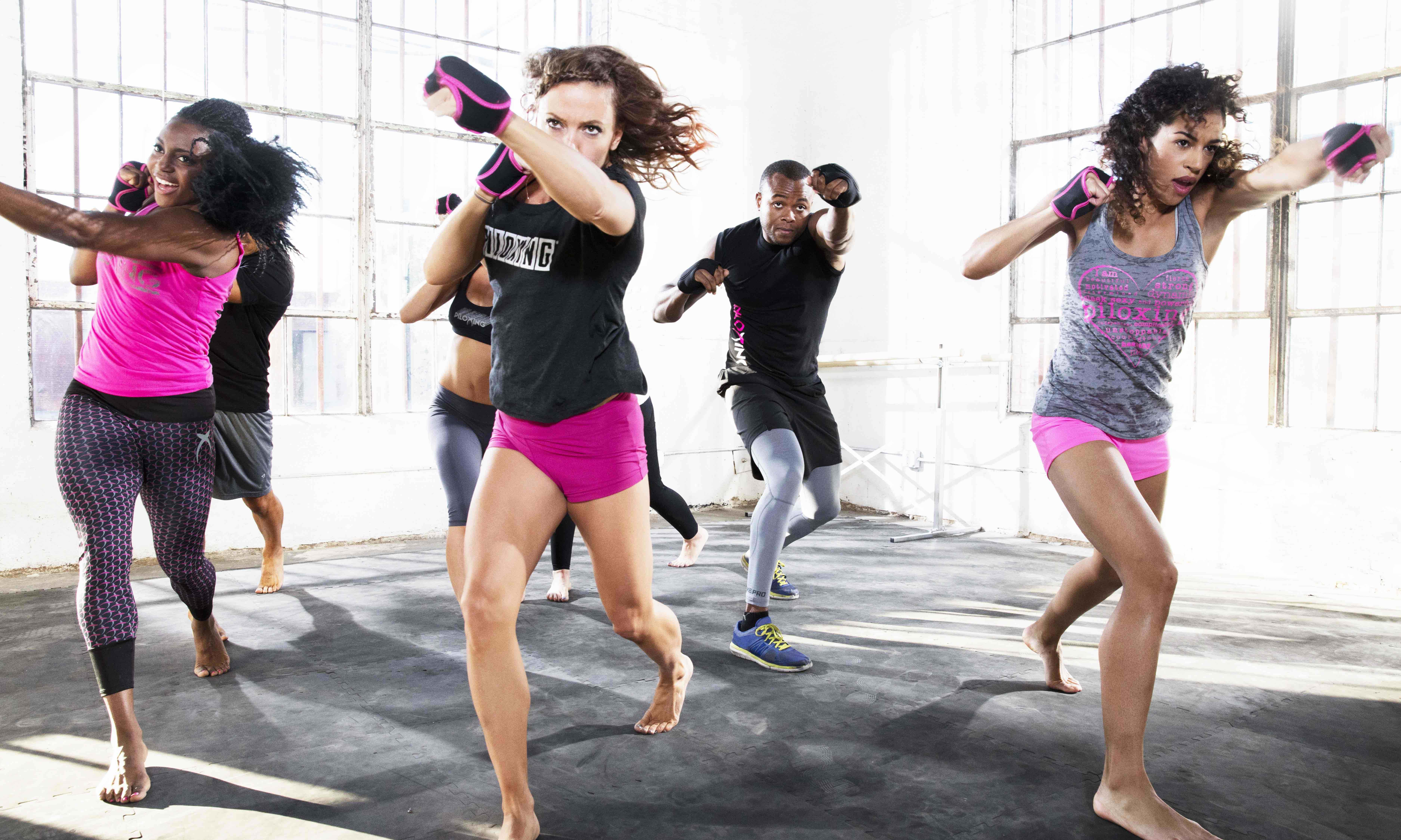 piloxing fitness first