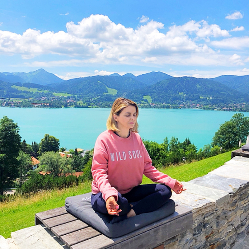 Mindfulness changed Bahar Wilson's life, now she is spreading it
