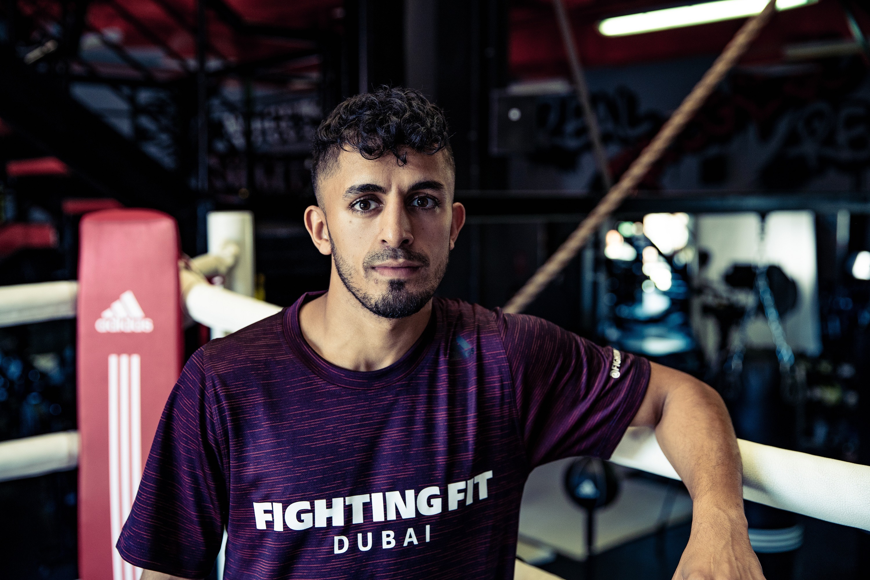 Waleed Din, Fighting Fit Dubai