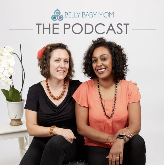 Baby Belly Mom podcast