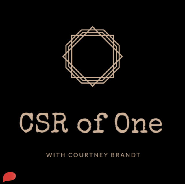 CSR of One podcast