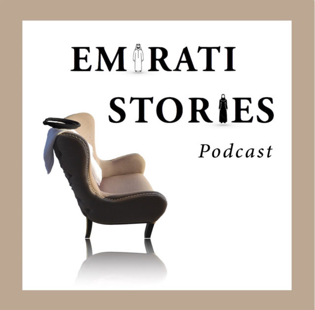 Emirati Stories podcast