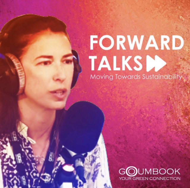 Forward Talks Goumbook podcast