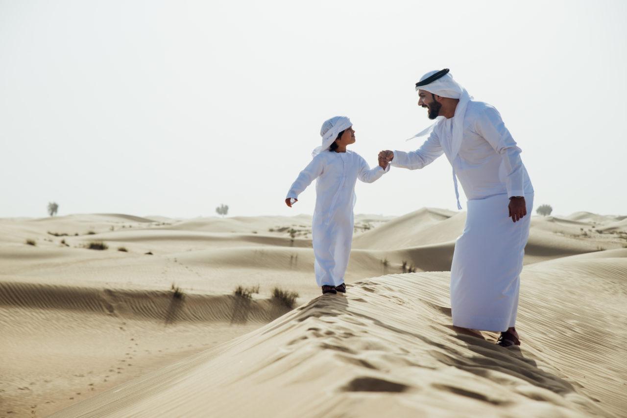 healthy children UAE