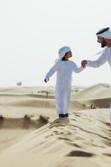 healthy children UAE