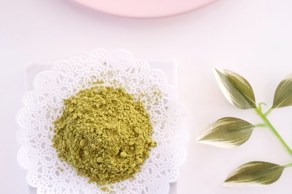 Make these all-natural DIY face masks from Tania's Teahouse