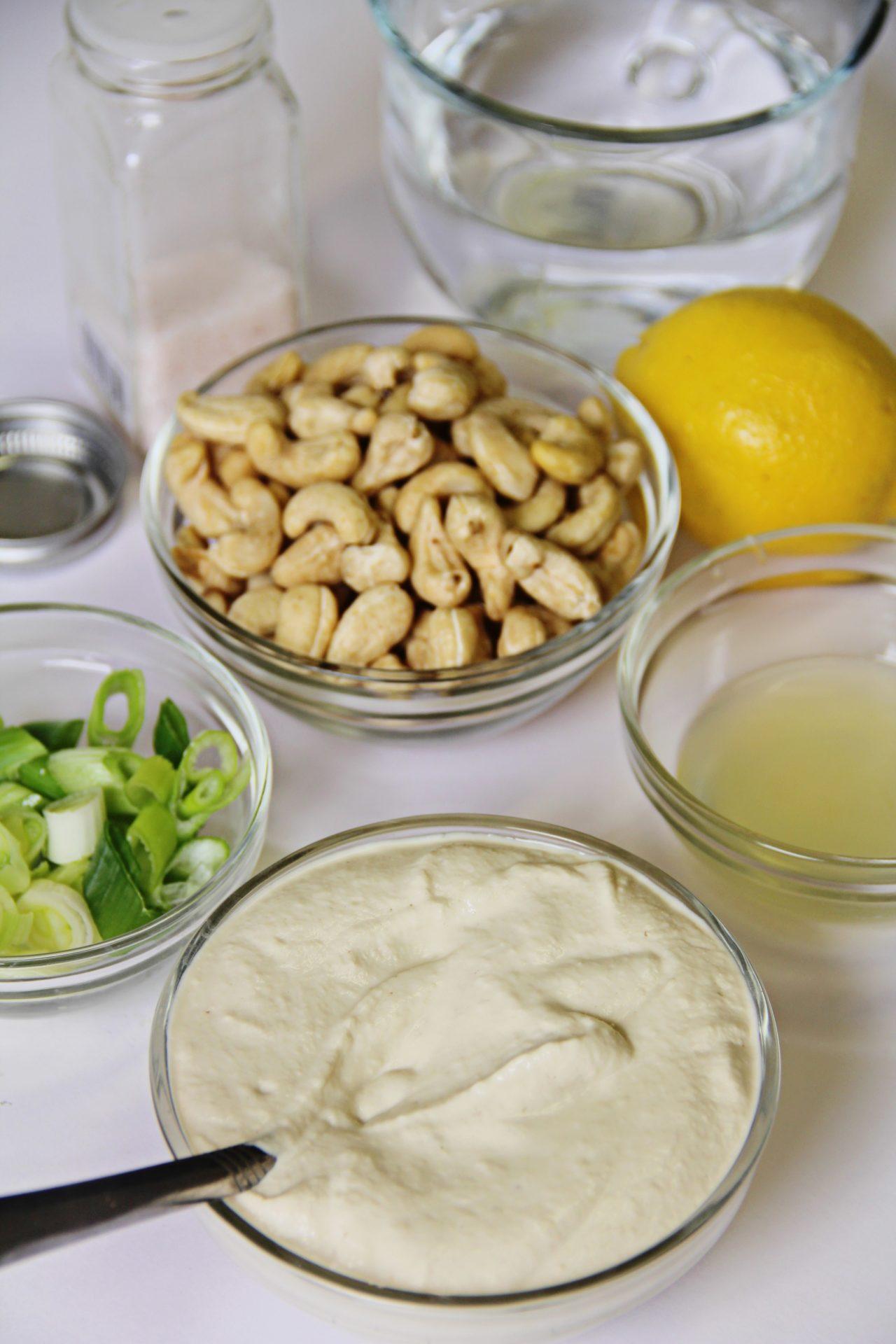 cashew cream cheese spread