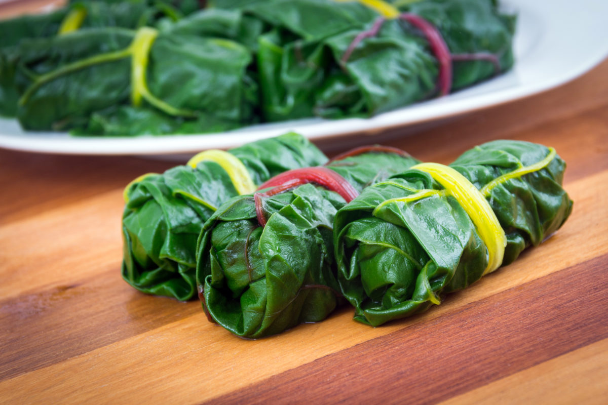 #recipe: Cool down with these collard greens and cucumber rollups