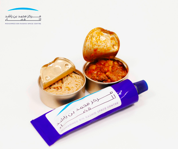 Emirati food going to space