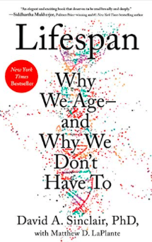 Why We Age and Why We Don't Have To, wellness books
