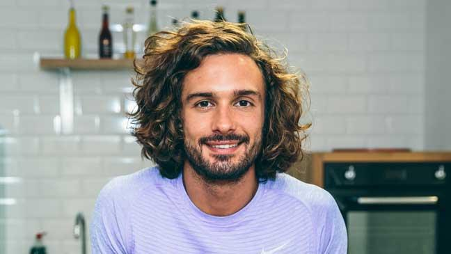 Joe Wicks Dubai Fitness Challenge