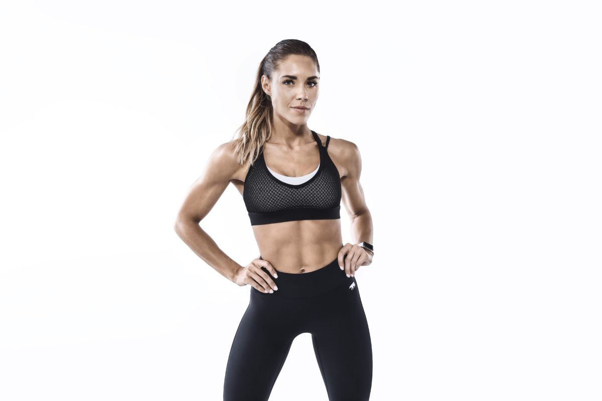Catch up with celebrity trainer Kelsey Wells at Dubai Active