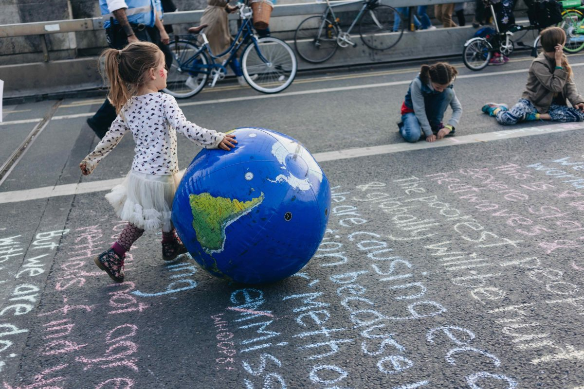 The climate change movement is unstoppable — it has to be