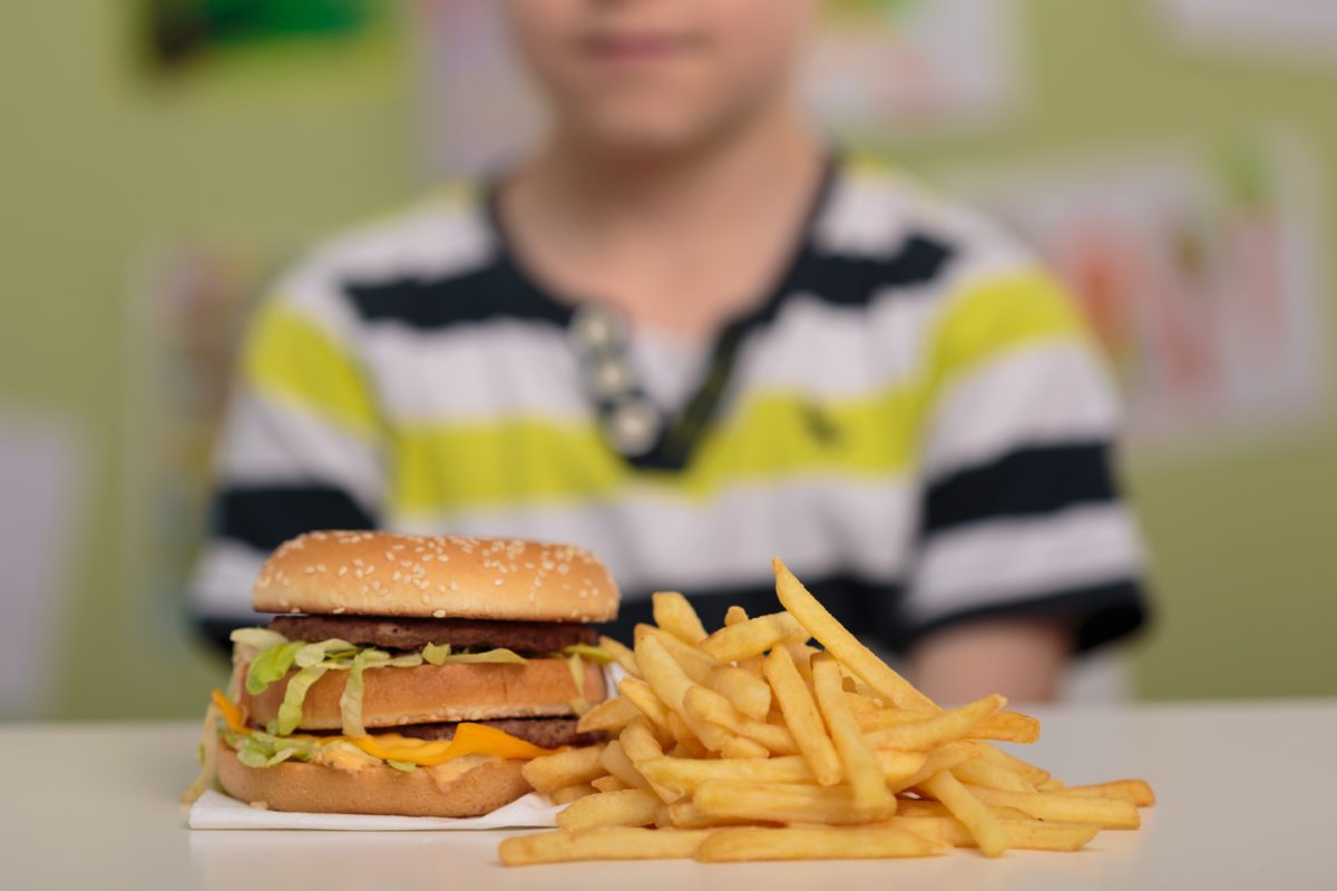 Don't let our children's health suffer because of food company greed