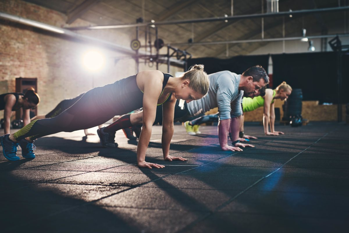 5 things to do to ease yourself back to the gym