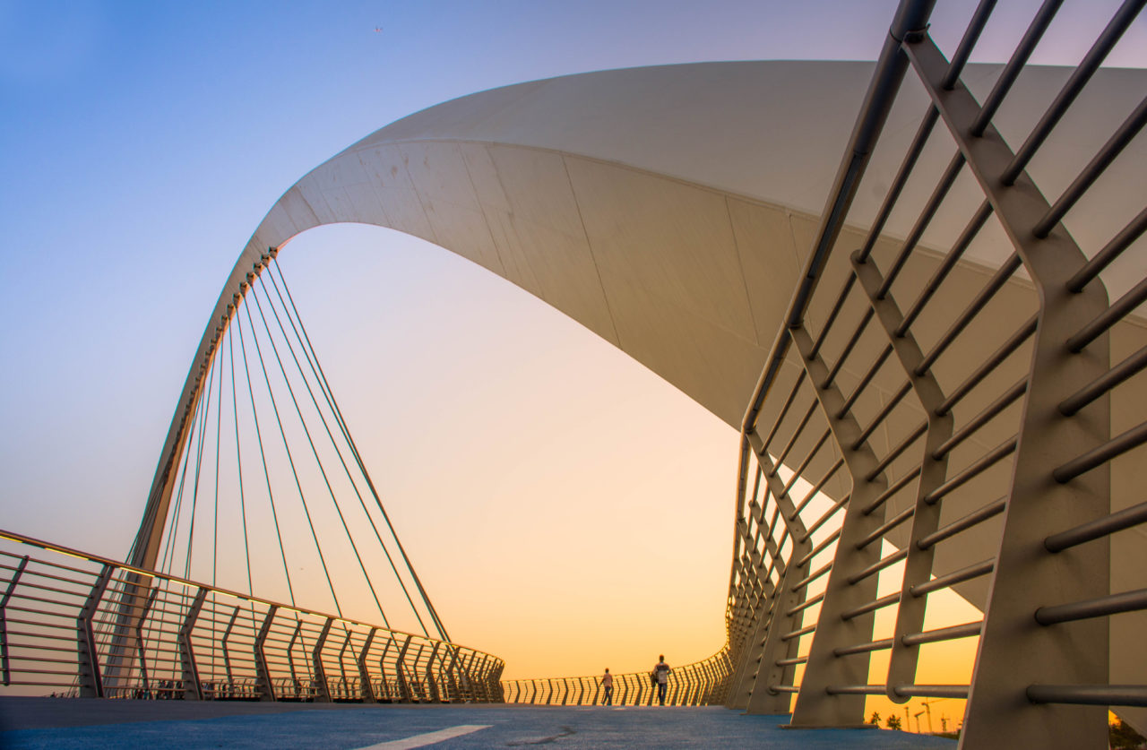 tolerance bridge Dubai