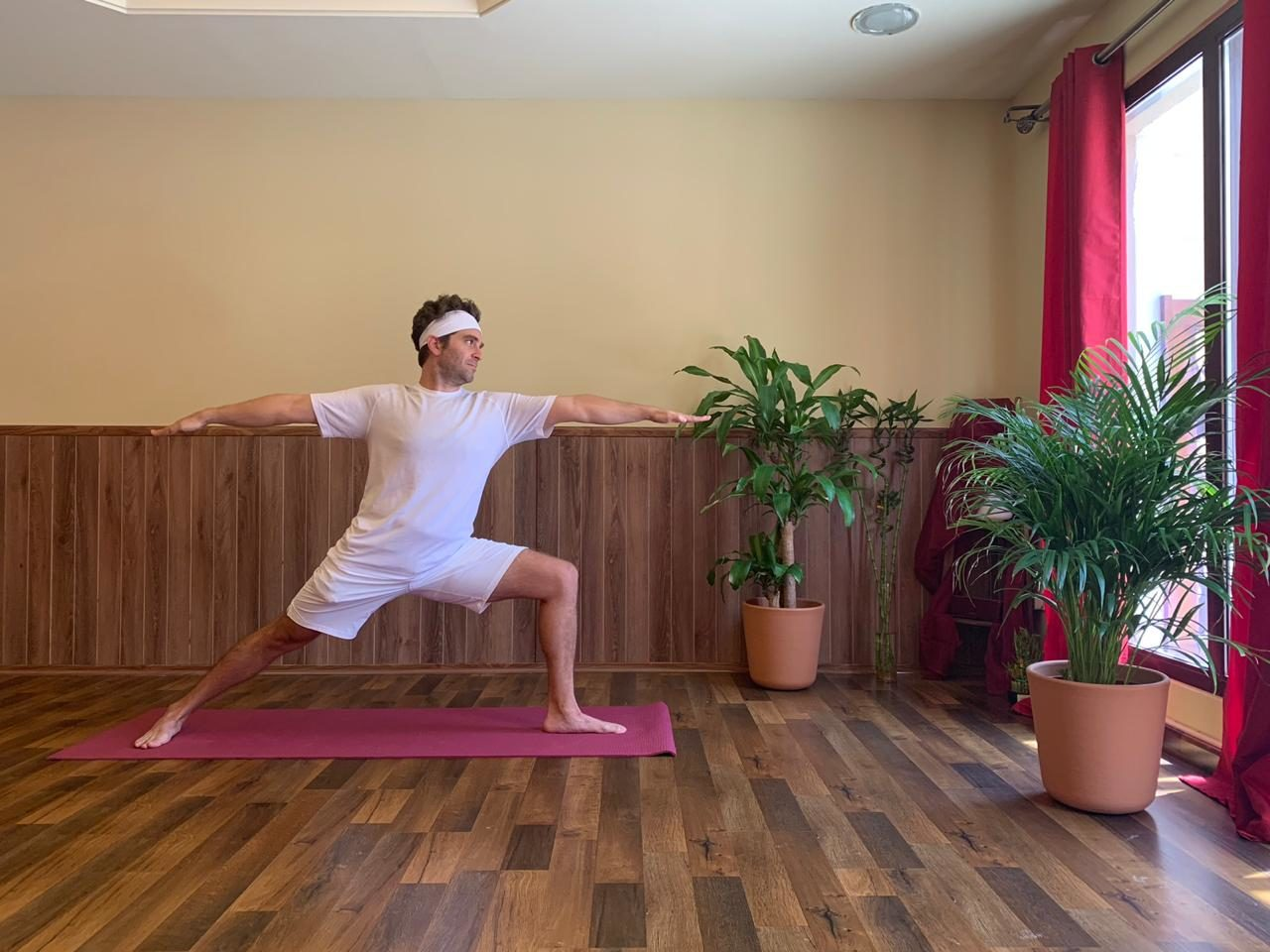Osman Zin AlAbdin yoga for men