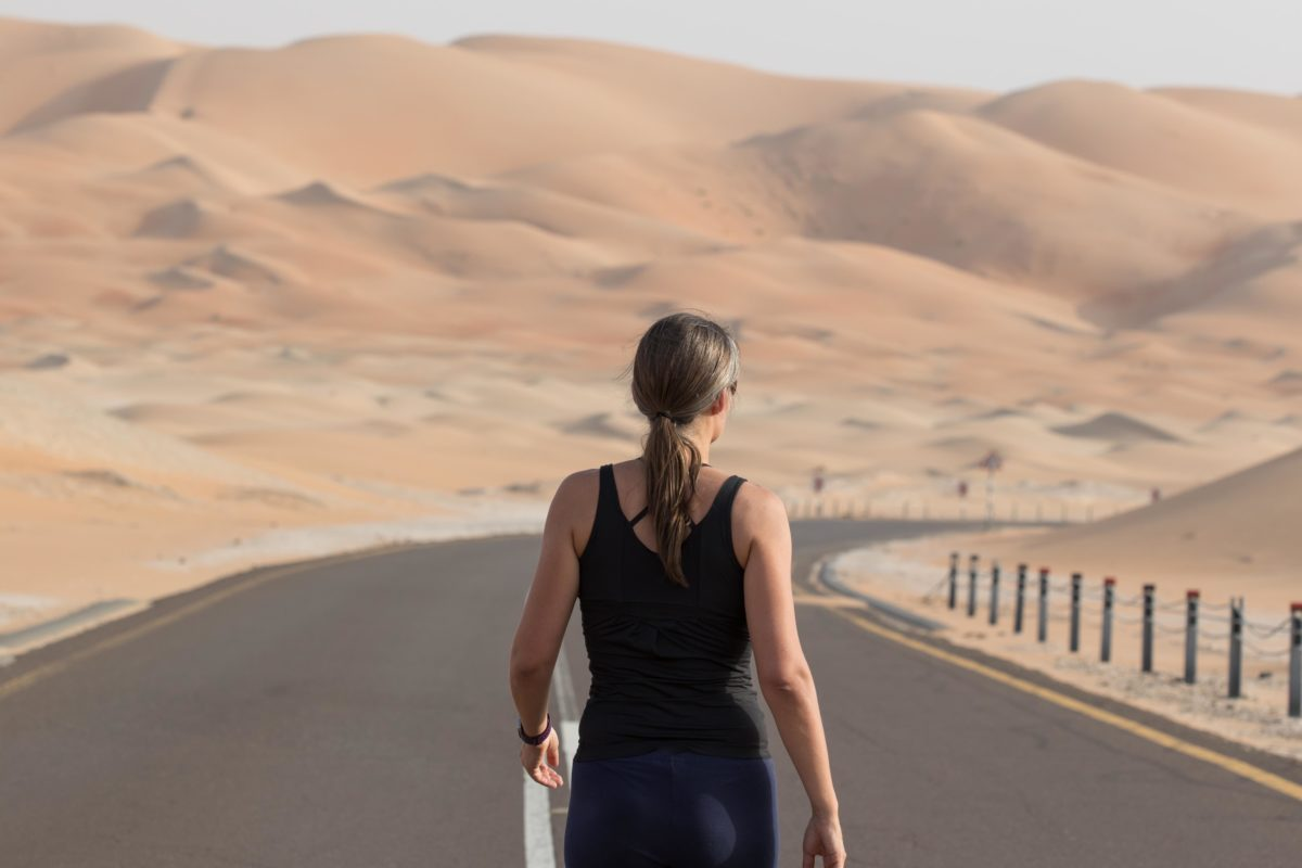 Challenge yourself with one of these UAE races