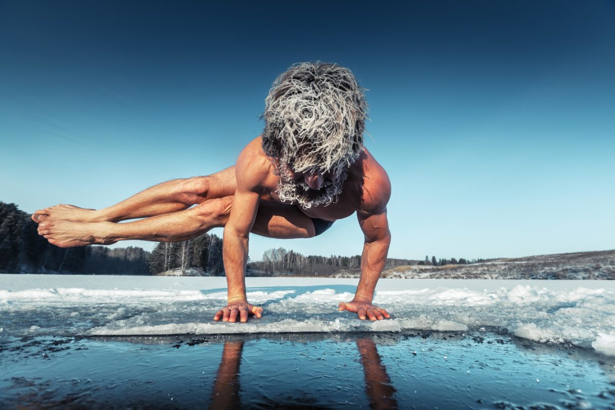 The Wim Hof Method comes to Dubai