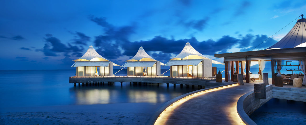 W Maldives spa