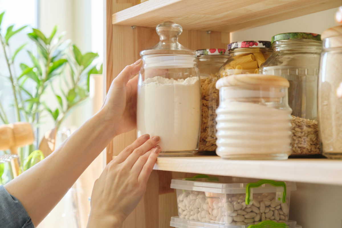 All the pantry items you need for a healthy isolation
