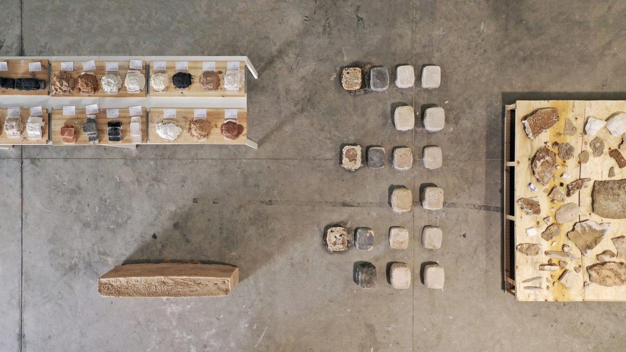 biennale small cement