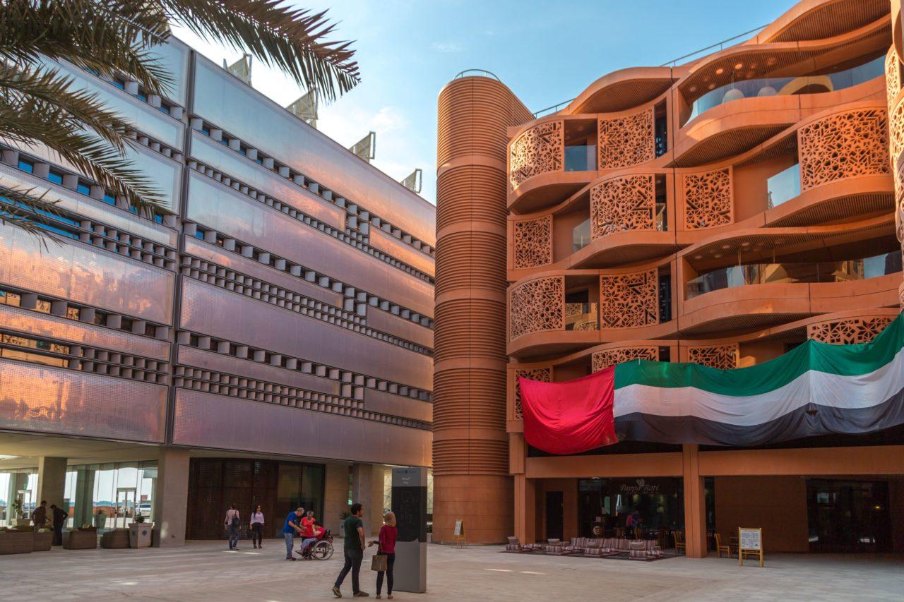 climate UAE Masdar