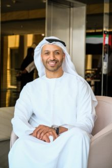 Omar Al Busaidy, Emirati entrepreneur and author