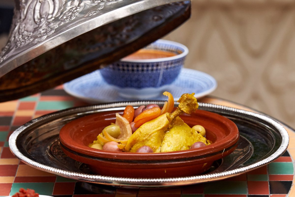 Ramadan recipe: Chicken Tagine Makful