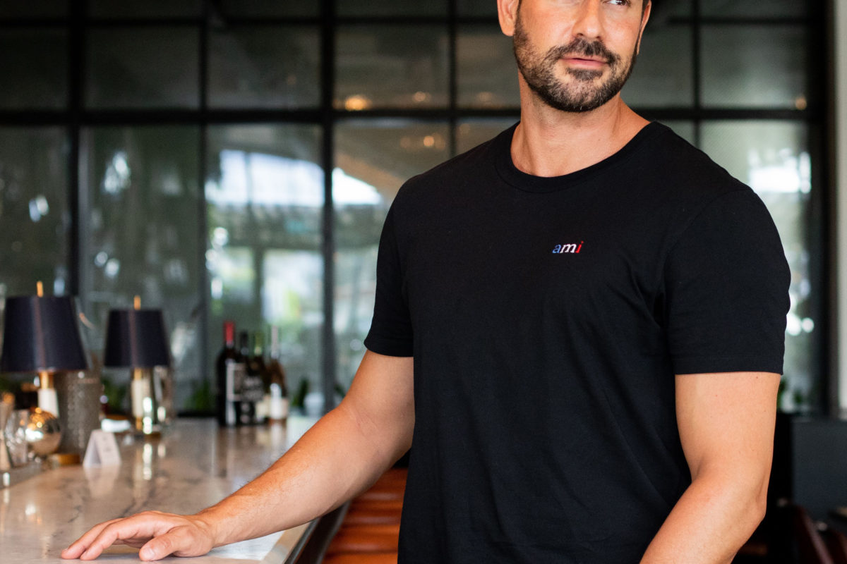 Joey Ghazal, restauranteur: 'Sometimes you have to let go of the wheel'