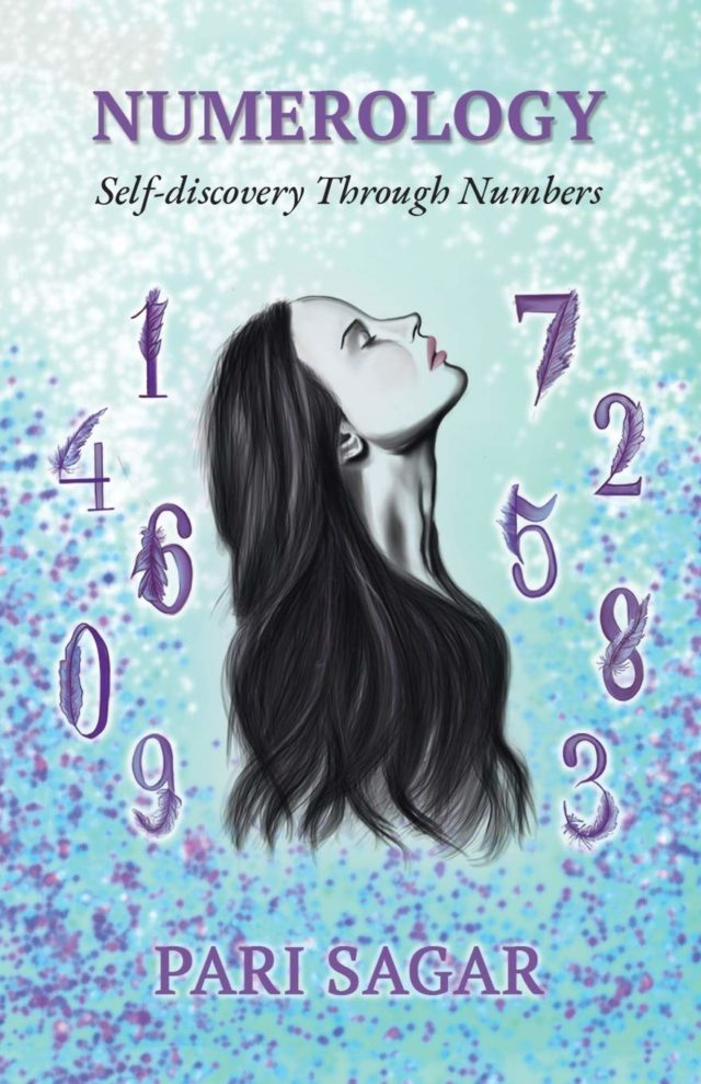 Numerology book cover