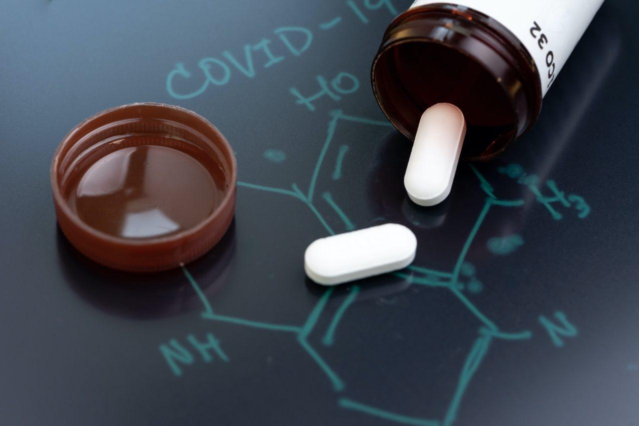 anti-viral drug