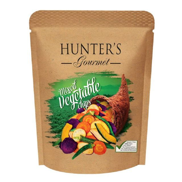Hunter Gourmet- Veggie Chips - AED 9