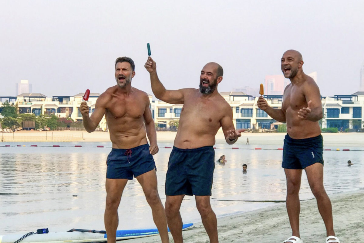 8 fun UAE fitness-focused TikToks to follow