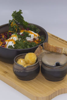 TBO shakshuka The Bowl One