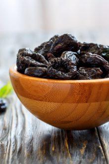 pelvic floor prunes