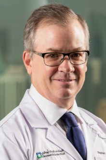 Dr Stephen Grobmyer, Cleveland Clinic Abu Dhabi, cancer center