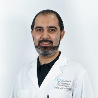 Dr Yousef Said