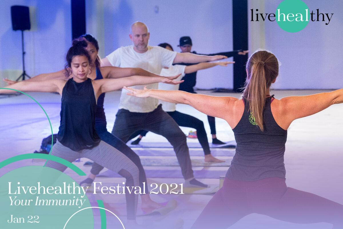 """مهرجان """"عِش بصحة 2021″ينطلق من جديد في يناير المقبل"""