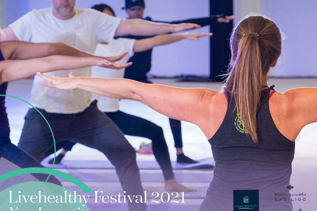 Livehealthy Festival schedule