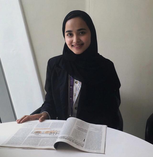 immunity Ayesha Al Hammadi