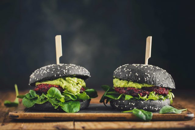 livehealthy vegan burgers