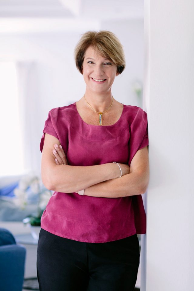 Heather Harries, Founder of Stop and Help
